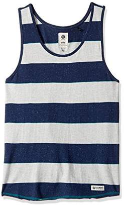 Element Men's Rambler Yarn Dye Stripe Tank