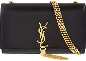Saint Laurent Monogram medium leather shoulder bag