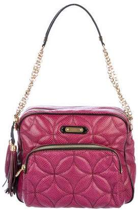 Eric Javits Tap Dance Quilted Crossbody w/ Tags