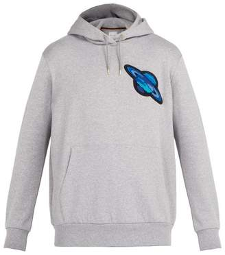 Paul Smith Saturn Applique Sweatshirt - Mens - Grey