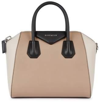 Givenchy Antigona Small Tri-tone Leather Tote