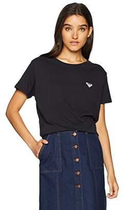 Roxy Junior's Getaway Paradise Boyfriend Crew T-Shirt