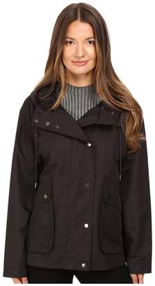 ATM Anthony Thomas Melillo Cropped Techno Parka Women's Coat