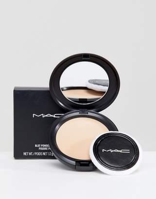 M·A·C Mac MAC Blot Pressed Powder