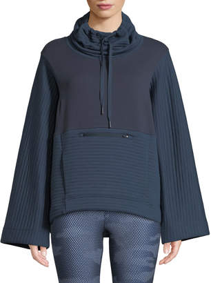The North Face Terra Metro Funnel-Neck Pullover Sweater