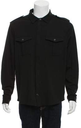 Michael Kors Woven Light-Weight Jacket