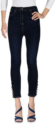 Elisabetta Franchi Denim pants - Item 42598490UG