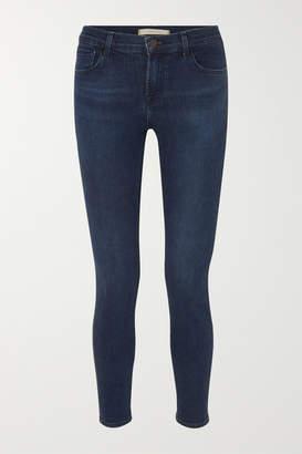 J Brand 811 High-rise Stretch Skinny Jeans