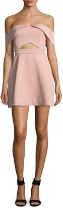 Keepsake Apollo Mini Dress