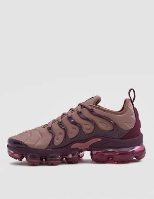 Nike Vapormax Plus Sneaker in Smokey Mauve/Bordeaux
