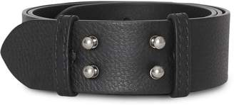 Burberry The Small Belt Bag Grainy Leather Belt