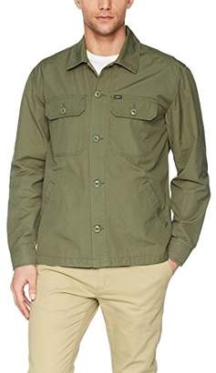 Obey Men's Stewart Military Jacket