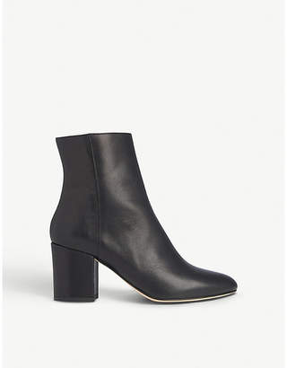 LK Bennett Jourdan leather ankle boots