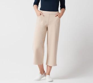 Factory Quacker DreamJeannes Wide Leg Culotte Pants