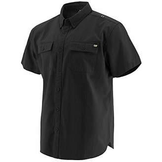 Caterpillar Men's Button Up S/S Shirt
