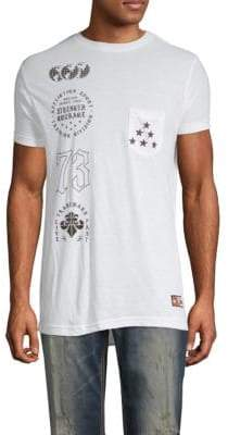 Affliction Graphic Cotton Training Tee