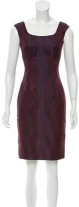 L'Wren Scott Printed Mini Dress w/ Tags