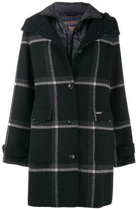 Woolrich two-in-one raincoat