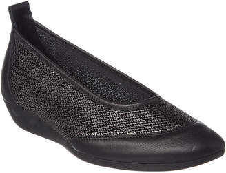 Arche Oneo Leather Flat