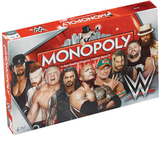 WWE Monopoly 2017 Edition
