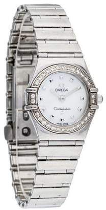 Omega My Choice Constellation Watch