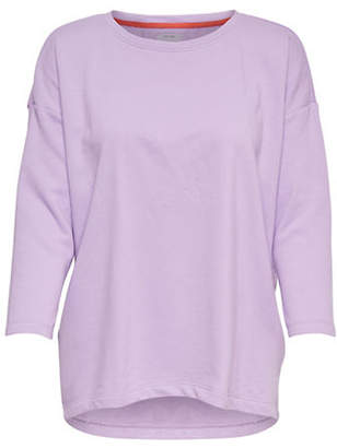Only Long-Sleeve Cotton Sweater