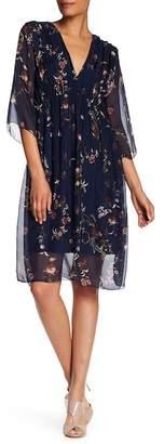 Luma Floral Print Dress