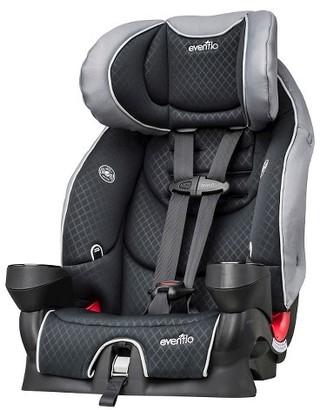 evenflo securekid lx harness booster car seat shopstyle clothing. Black Bedroom Furniture Sets. Home Design Ideas