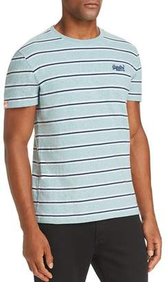 Superdry Orange Label Echo Striped Tee