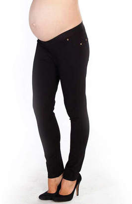 Angel Maternity Miracle Maternity Skinny Leg Trousers