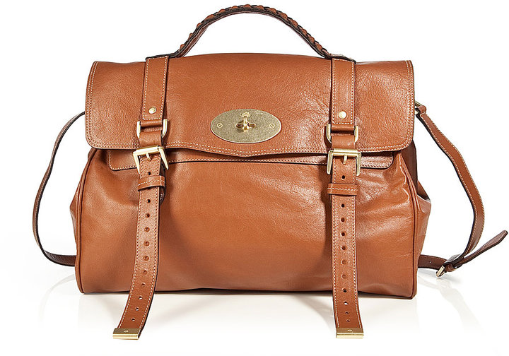 Mulberry Oak Oversized Alexa Bag