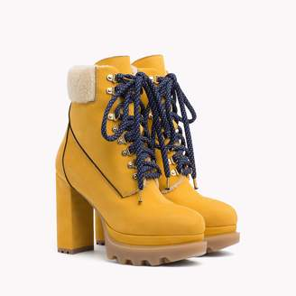 Tommy Hilfiger Heeled Hiking Boot
