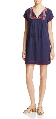 Joie Gitana Embroidered Dress - 100% Exclusive $278 thestylecure.com