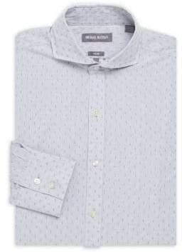 Michael Bastian Double Dobby Dress Shirt