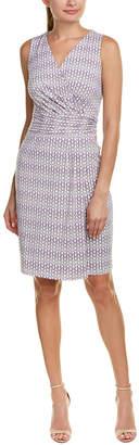 J.Mclaughlin Catalina Cloth Sheath Dress