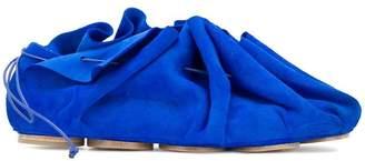 Marsèll drawstring flat shoes