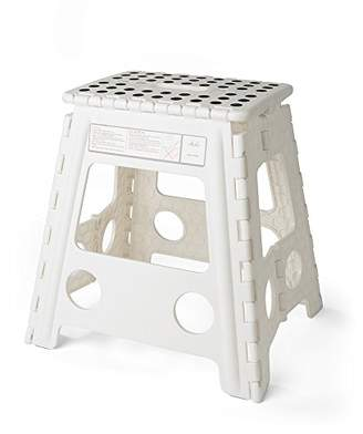 Acko 16 Inches Super Strong Folding Step Stool for Adults and Kids