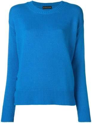 Etro basic knitted jumper