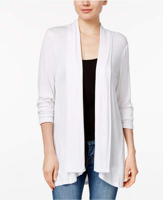 Style & Co Draped High-Low Cardigan, Only at Macy's $49.50 thestylecure.com