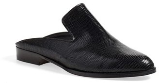 Robert Clergerie 'Aliceo' Slide Loafer (Women) $550 thestylecure.com