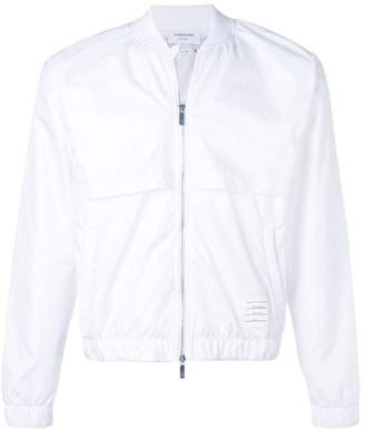 Thom Browne front zipped sport jacket