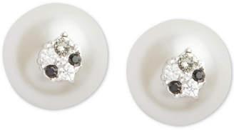 Olivia Burton Imitation Pearl & Swarovski Crystal Stud Earrings