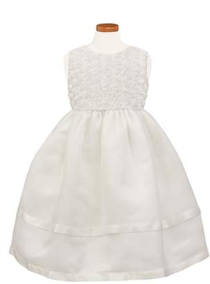Sorbet Sleeveless Organza Dress