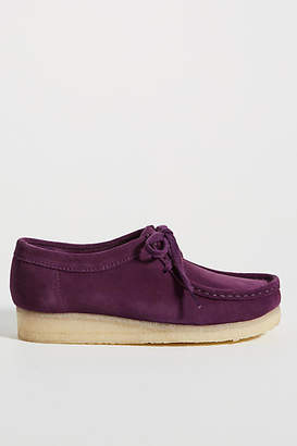 Clarks Wallabee Moc Boots