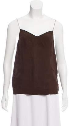 Dries Van Noten Sleeveless Embellished Top