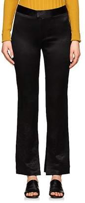 Nomia Women's Polished Plissé Trousers