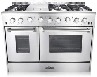 "ThorKitchen Professional 48"" Free-Standing Gas Range"