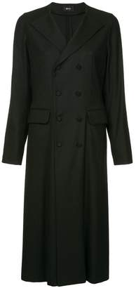 G.V.G.V. classic double-breasted coat