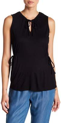 Joe Fresh Drawstring Tie Tank