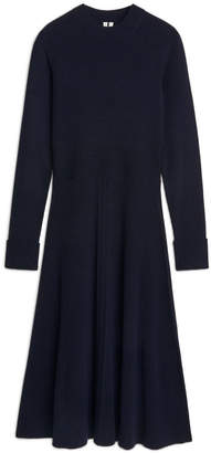 Arket Merino Wool Knitted Dress